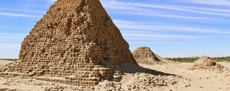 Aspelta's Pyramid, Nuri Sudan (photo: Sue Fleckney)