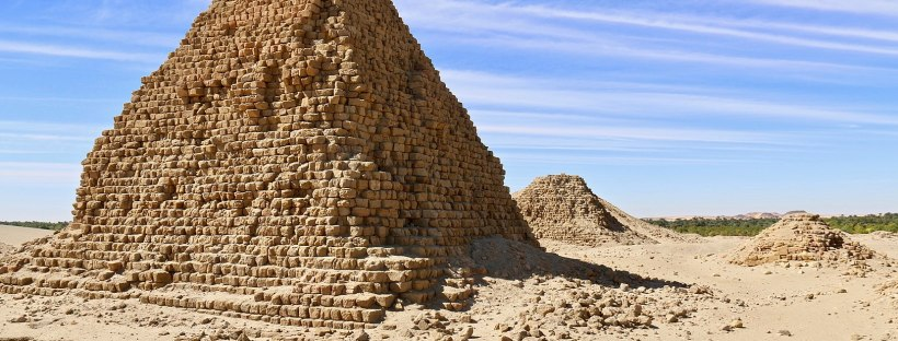 Aspelta's Pyramid, Nuri Sudan (photo: Sue Fleckney)